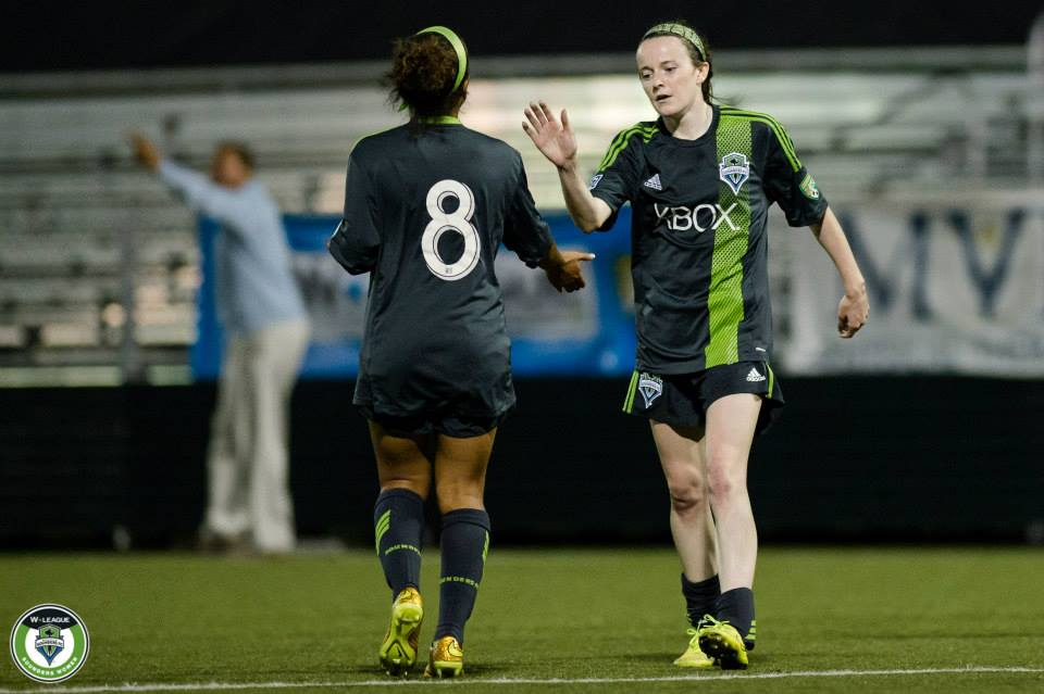Sounders Women and Sounders U23 sign on with Bootstrapper