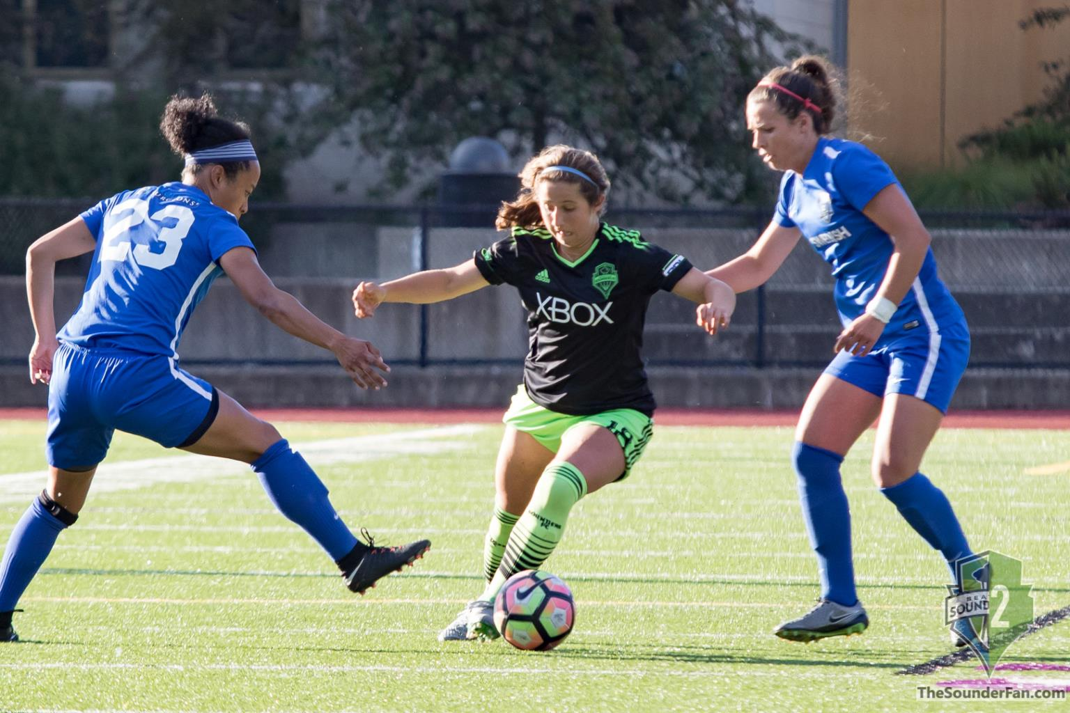 Sounders Women and Sounders U23 host Double Header this Friday