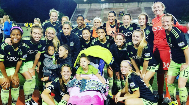 Sounders Women looking for Host Families for 2017